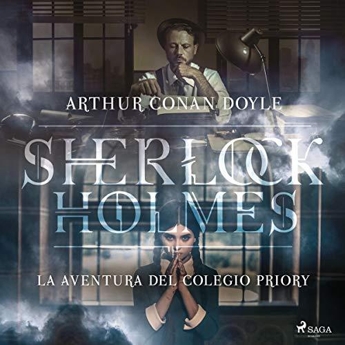 La aventura del colegio Priory cover art