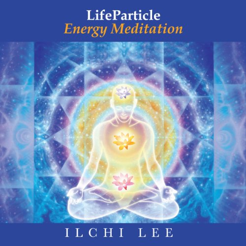 『LifeParticle Energy Meditation』のカバーアート