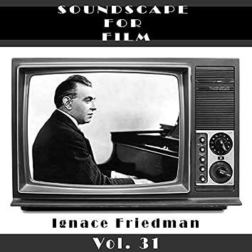 Classical SoundScapes For Film Vol, 31: Ignace Friedman