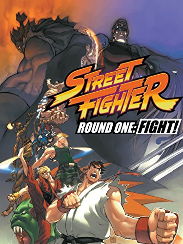 Street Fighter: Round One - Fight! [OV]