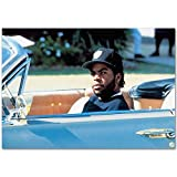 TTXXC Ice Cube N.W.A Rap Music Star Singer Poster Wall