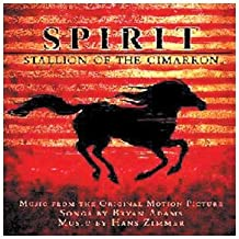 Spirit: Stallion of the Cimarron Soundtrack edition (2002) Audio CD