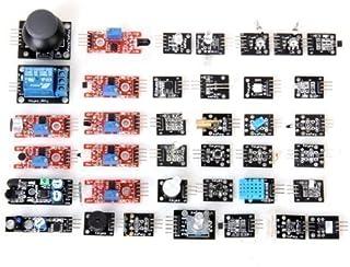 【37個セット】 37-In-1 モジュールを含まれたArduinoセンサキット