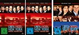 Law & Order: New York - Special Victims Unit, Staffel 1+2 (13 DVDs)