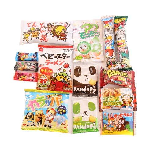 1100円ぽっきり 駄菓子詰め合わせA【14コセット】おかしのマーチ