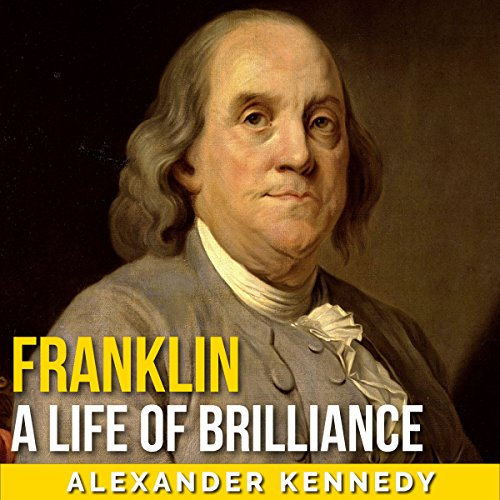 Franklin audiobook cover art