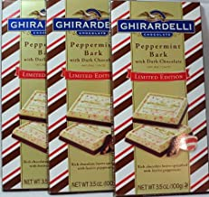 Sponsored Ad - Ghirardelli Peppermint Bark with Dark Chocolate - 3 Pack (3 pack)