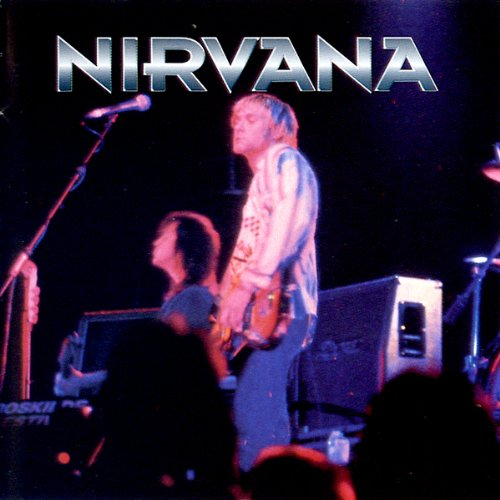 Nirvana - Kurt Cobain: A Rockview Audiobiography audiobook cover art