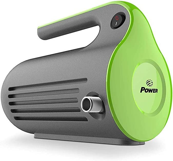 Power Hidrolimpiadora de Alta Presión STG-1700 PSI 1.3 GPM Electric - Super Compact - Portable - Ultra Low Sound Power Efficient - Green