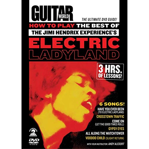 Alfred Guitar World: How to Play the Best of the Jimi Hendrix...