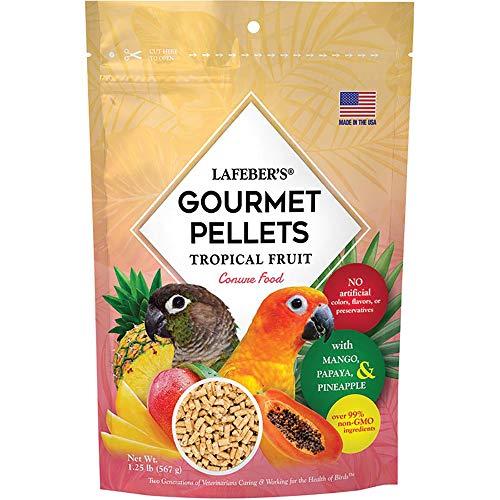 Lafeber Gourmet Pellets - Tropical Fruit - Conure - 567g
