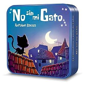 Cocktail Games-No sin mi Gato, Multicolor (Asmodee 1)