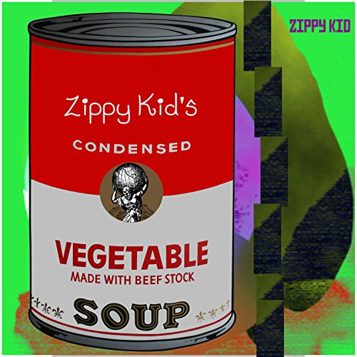 Zippy Kid's Condensed Vegetable Made With Beef Stock Soup