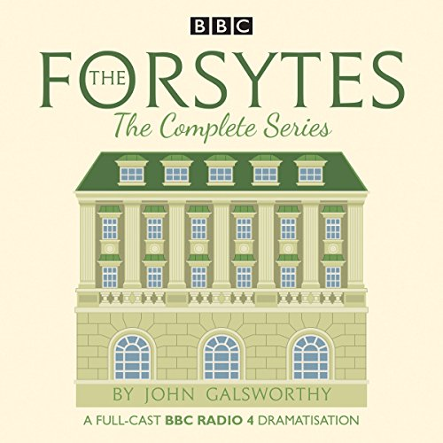 The Forsytes: The Complete Series cover art