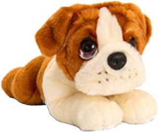 cane bulldog di peluche 35 cm Gioco prima infanzia Keel Toys 64699