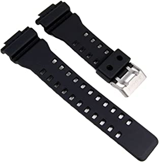 Genuine Casio Replacement Watch Strap 10347688 for Casio Watch GA-100C, GA-300, GAC-100, GA-100, G-8900, GA-120 + Other models