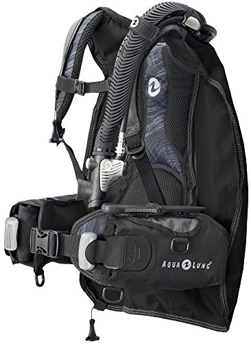Aqua Lung Zuma Travel BCD (Midnight Black, 2XS/XS)