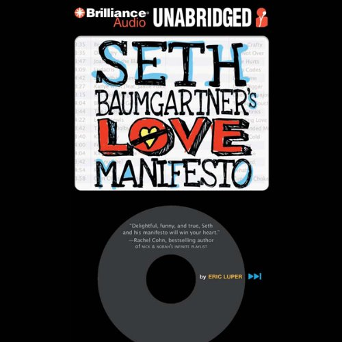 Seth Baumgartner's Love Manifesto audiobook cover art