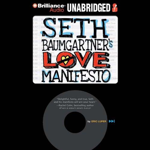 Seth Baumgartner's Love Manifesto cover art