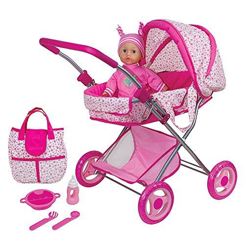 You & Me - Puppe mit Kinderwagen