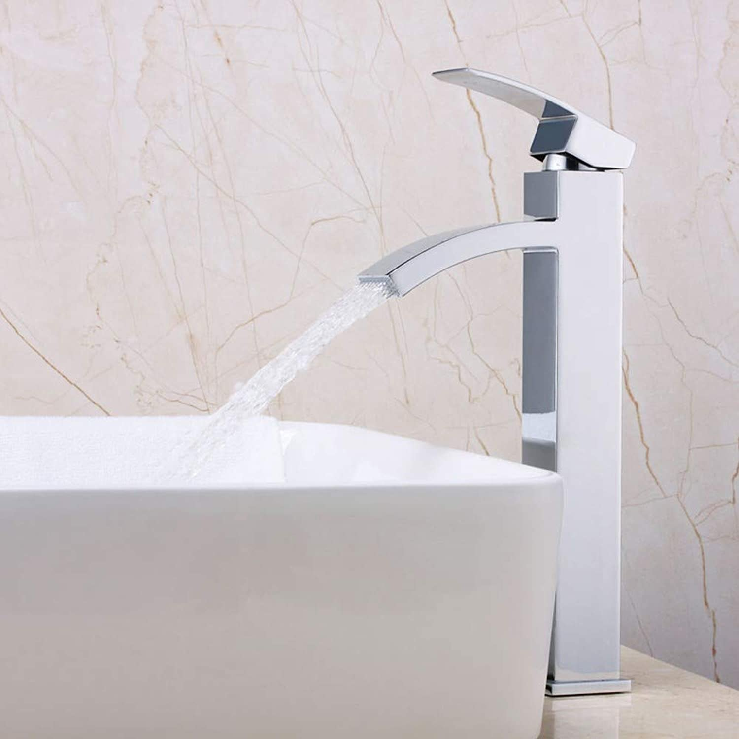 Faucet Heightening Faucet hot and Cold Basin Above Counter Basin Faucet washbasin Faucet Above Counter Basin Faucet