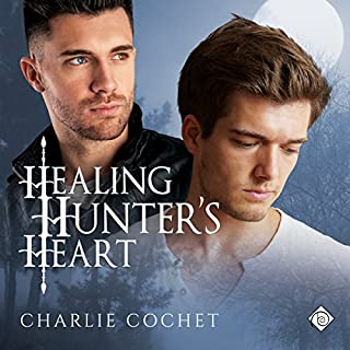 Healing Hunter's Heart     A Little Bite of Love, Book 2              By:                                                                                                                                 Charlie Cochet                               Narrated by:                                                                                                                                 Nick J. Russo                      Length: 6 hrs     8 ratings     Overall 3.8