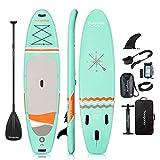 BATURU Tabla de surf de remo hinchable
