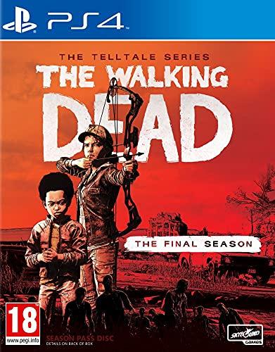 The Walking Dead : The Final Season - PlayStation 4 [Importación francesa]