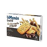 BiMann beFIT - Galletas de Protena con Cereales y Pepitas de Chocolate, para...