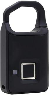 ECSWP WODEDAN Lock Inteligent Lock Accueil Bagage Dortoir Casier d'extérieure Sécurité Anti-vol imperméable à l'eau sans clé