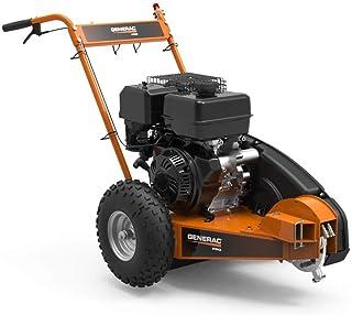 Generac ST47019GENG Pro Stump Grinder, Orange, Black