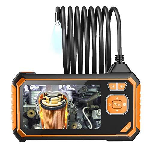 MaylFre Industrie Endoskop Kamera Inspektion Semi-Rigid Kabel 32gb Tf-Karte Mit 6 Einstellbare Led-leuchten