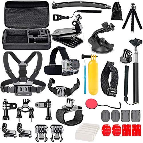 YHTSPORT Juego de accesorios para cámara de acción para