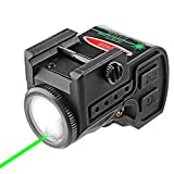 Top 10 Laser Sights with Tactical Lights