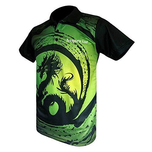 Imperial Dragon Shirt 3 (XXL) | - Funktionsfaser Tischtennis Shirt | Tischtennis Trikot | Tischtennis Hemd | TT-Spezial - Schütt Tischtennis