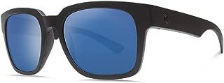 Electric Visual Zombie S Matte Black/OHM+Polarized Blue Sunglasses
