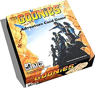 goonies adventure card game