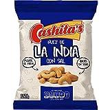 Cashitas Nuez de la india con sal 50g (Paquete de 24)