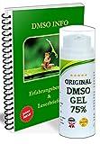 Leivys DMSO GEL - Salbe mit Dimethysulfoxid 99,9% mit Handbuch Anwendung Wirkung 50ml