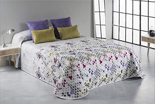 Textilia CARMOMA 250 C/7 Colcha PIQUÉ Modelo Carmona para Cama DE 150 (250 x 270 cm) Color 7