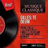 Te Deum: Duo de haute-contre et ténor: 'Te gloriosus Apostolorum chorus...'