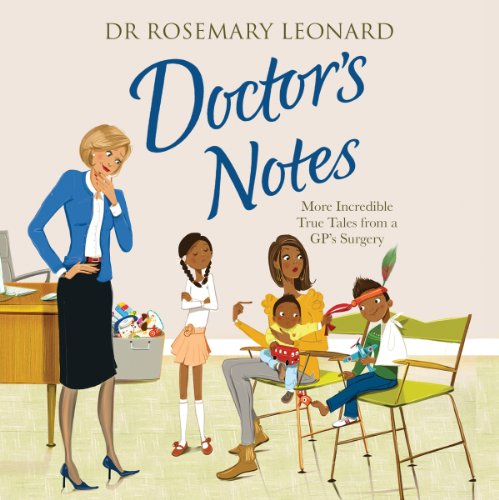 Doctor's Notes cover art