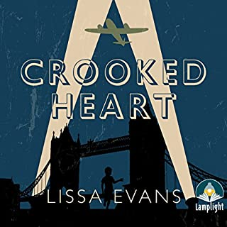 Crooked Heart                   By:                                                                                                                                 Lissa Evans                               Narrated by:                                                                                                                                 Jo Unwin                      Length: 6 hrs and 41 mins     87 ratings     Overall 4.5