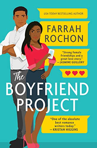 The Boyfriend Project by [Farrah Rochon]