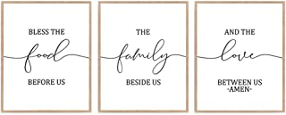 bless the food before us printable