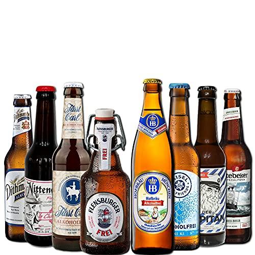 Alkoholfreies Bierpaket von BierSelect -...