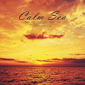 A calm sea
