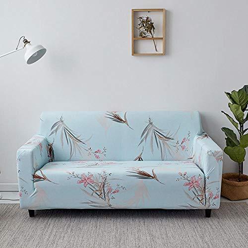 Allenger Sofa/Living Room Furniture,Bedruckte Stretch-Sofabezug, All-Inclusive-Universal-Kissenbezug für alle Jahreszeiten, Schutzhülle für Möbelgehäuse - Farbe 2_190-230 cm