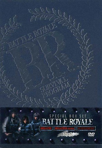 quality assurance Battle Royale: Special Set Royale Boxed Milwaukee Mall