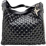 Bolso pash bag by l atelier du sac Anne Rebel negro